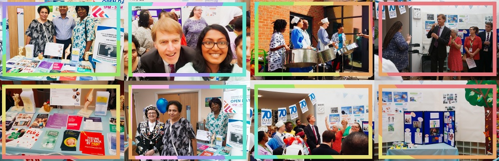 NHS 70 YEAR ANNIVERSARY & PPG OPEN DAY